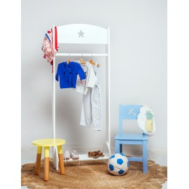Clothes Rack with Star design