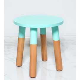 Kids Stool by POMME in mint