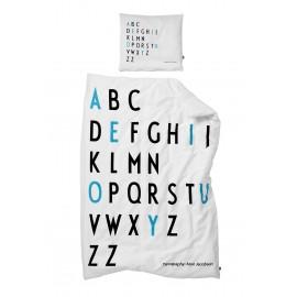 Design Letters Bed Linen Junior