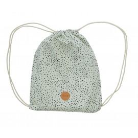Mint Dot Gym Bag