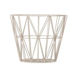 Wire Basket grey- Small