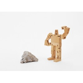 Cubebot Guthrie small - natural