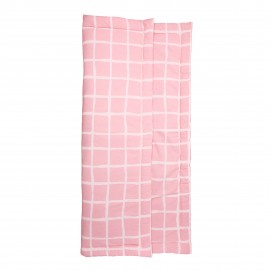 Playmat rectangular rose grid