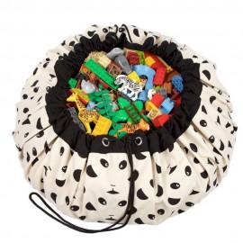 Play and go storage bag - panda