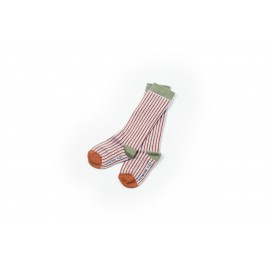 Knitted knee socks
