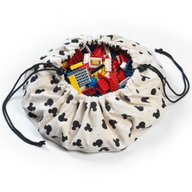 "Play and go ""Mini"" storage bag - Disney Mickey"