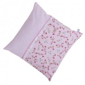 Small cushion - pink blossom