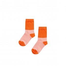 Socks- peach/pink