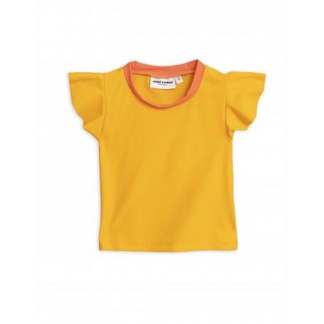 Wing swim top - yellow