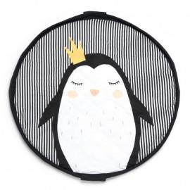 Play and go soft storage bag - Penguin