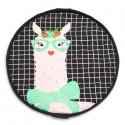 Play and go soft storage bag - Lama