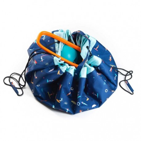 Play and go soft storage bag - outdoor