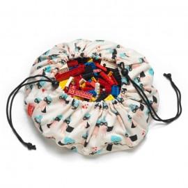 "Play and go ""Mini"" storage bag - Supergirl"