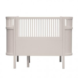 The NEW Sebra Baby & Junior bed - birchbark beige