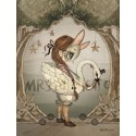 Mrs. Mighetto 18X24 MISS EDDA print