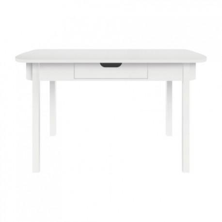 The Sebra desk - classic white