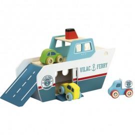 Vilacity ferry boat