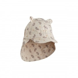 Gorm sun hat- Fern/ rose