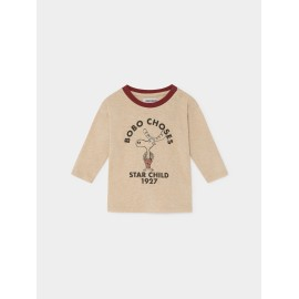 The Moose Long Sleeve T-shirt - baby