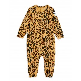 Leopard basic onesie - New material