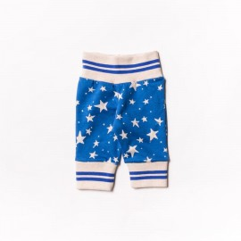 Baby fleece pants - imperial stars