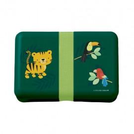 Lunch box - jungle tiger