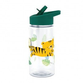 Water bottle - jungle tiger
