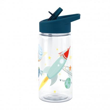 Water bottle - space