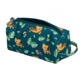 Pencil case - jungle tiger