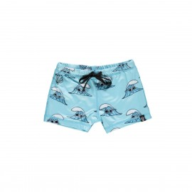 """Surf's up"" UV swimshorts"