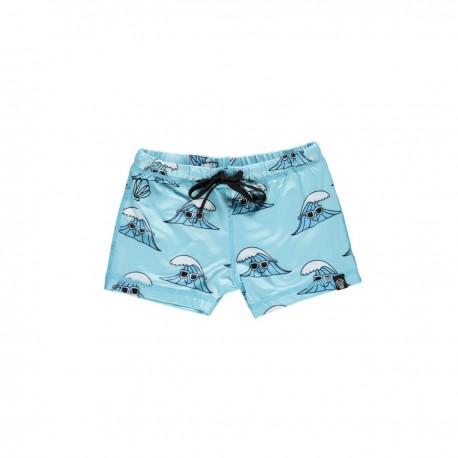 """Surf's up"" UV swimshorts"