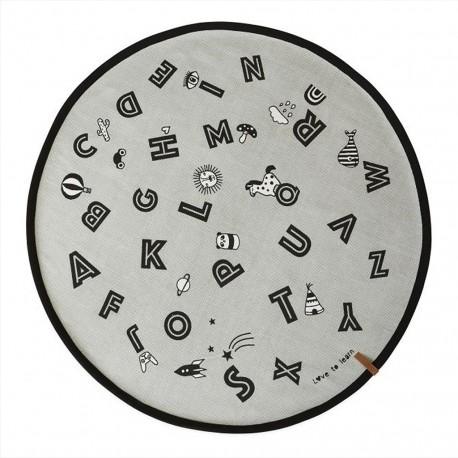 The Alphabet rug