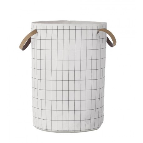 Grid Basket Laundry