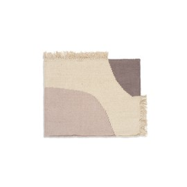 Earth Place mat - Grey