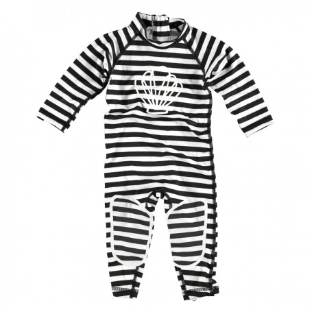 """Small Bandit"" one piece baby swimsuit"