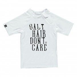 """Salty Hair"" UV swim tee"
