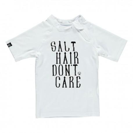 """Salty Hair"" UV swim tee"