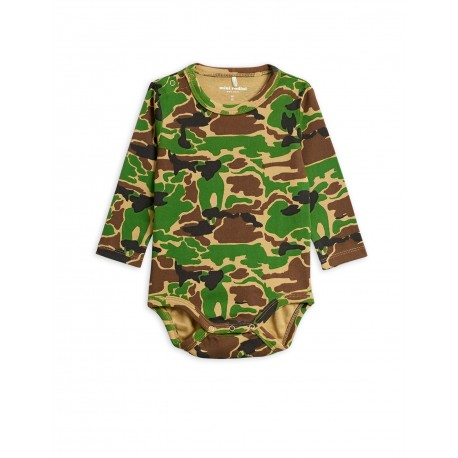 Camo Long Sleeve Body