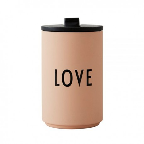 Thermo insulated cup - Love