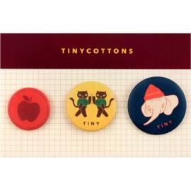 LUCKYWOOD pins