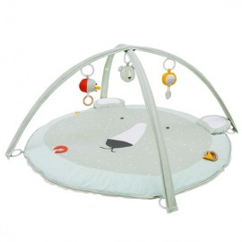 Activity play mat with arches - Mr. Polar bear
