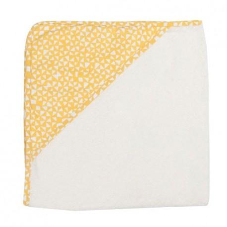 Hooded towel w. wash cloth Diabolo