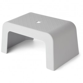 Ulla step stool - dumbo grey