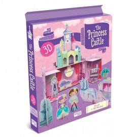 3D Model The Princess Castle