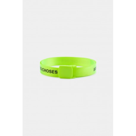 Fluor Lime Bobo Choses Belt