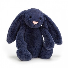 Bashful Bunny Navy- medium