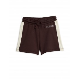 Rugby Sweatshorts - brown