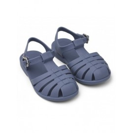 Bre sandals - Blue Wave