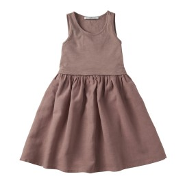 Sleeveless Dress - Antler