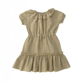Clara dress - honey
